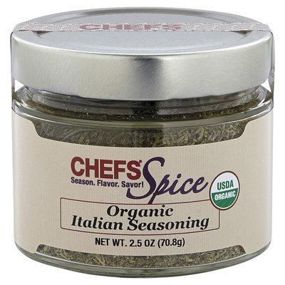 CHEFS Organic Italian Seasoning - 2.5 OZ - CHEFS Spice Organic
