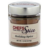 Chefs Spice CHEFS Holiday Spice Set, 4-ounce - 1.9 OZ