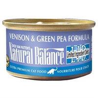 Natural Balance Venison/green Pea Can Cat 24/3oz