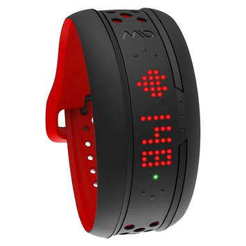 Mio Fuse Heart Rate Training / Activity Tracker M/L - Red (VV3639)