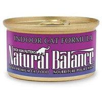 Natural Balance Indoor Can Cat Food