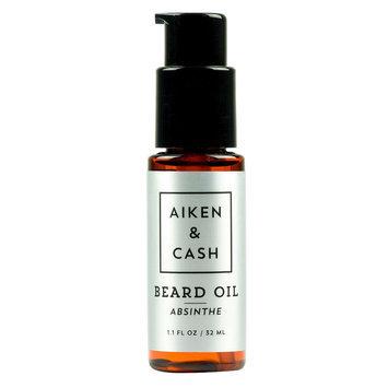 Aiken & Cash Beard Oil - Absinthe