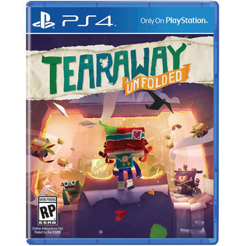 Tearaway Unfolded for Sony PS4