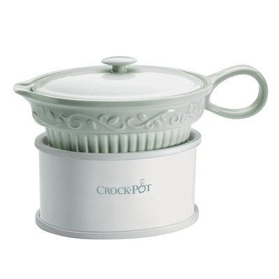 Crock-Pot Electric Gravy Warmer - White