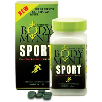 Zero Gravity Hawaii Body Mint Sport for Active and Athletic Lifestyles