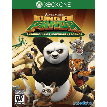 Little Orbit Kung Fu Panda: Showdown Of Legendary Legends - Xbox One
