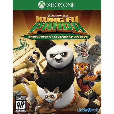 Little Orbit Kung Fu Panda: Showdown Of Legendary Legends - Xbox One