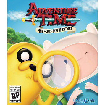 Little Orbit Adventure Time: Finn And Jake Investigations - Xbox One