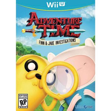 Little Orbit Adventure Time: Finn And Jake Investigations - Nintendo Wii U