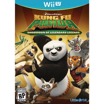 Little Orbit Kung Fu Panda: Showdown Of Legendary Legends - Nintendo Wii U