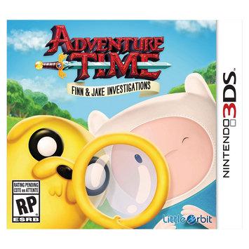 Little Orbit Adventure Time: Finn And Jake Investigations - Nintendo 3ds