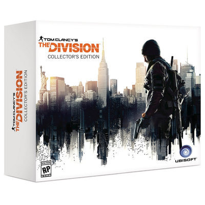 Ubi Soft Tom Clancy's The Division Collectors Edition (PC Game)
