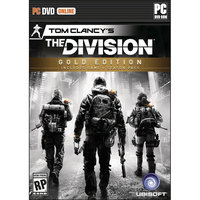 Ubi Soft Tom Clancy's The Division Gold Edition (PC Game)