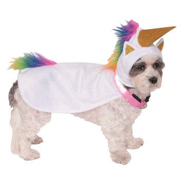 Rubies Unicorn Pet Costume - L