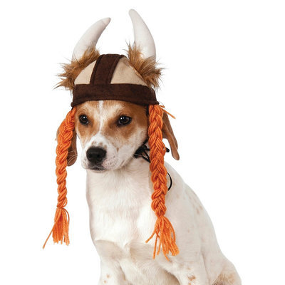Rubies Viking Pet Hat - Multicolor (S/M)