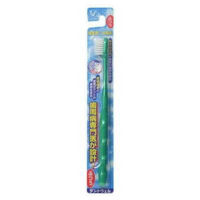 TAISHO BU02P03979 Dentwell Double Layers Regular Toothbrush