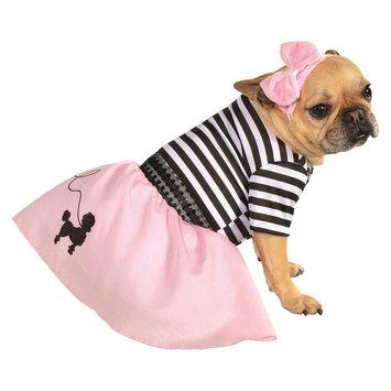 Rubies Fifties Girl Pet Costume - L