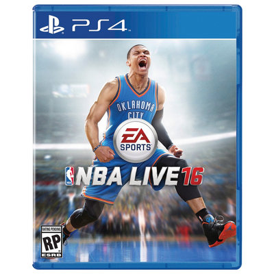 Electronic Arts NBA Live 16 for Sony PS4