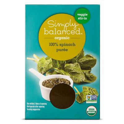 Simply Balanced SB Spinach Veggie Add in