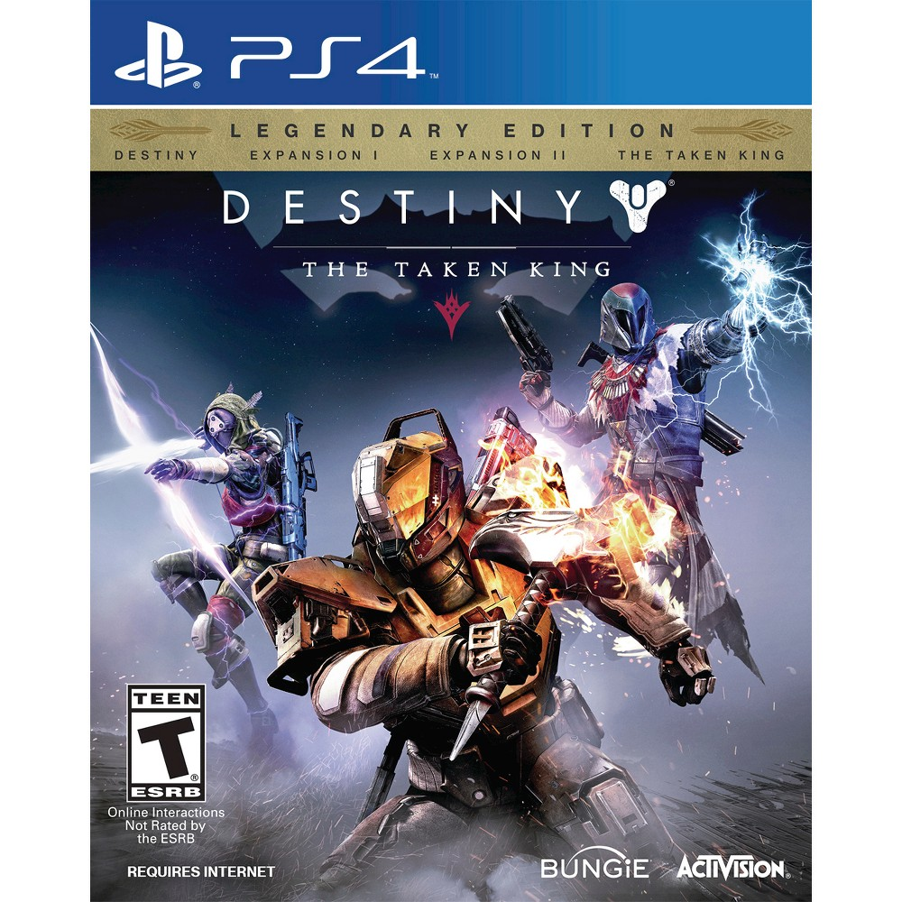 Activision, Inc. Destiny: The Taken King Legendary Edition for PS4