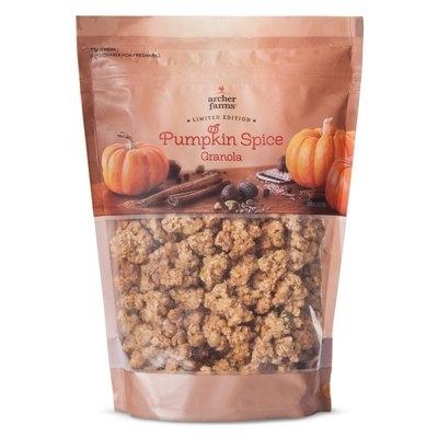 Hearthside Food Solutions Archer Farms Granola Pumpkin Spice 12 oz