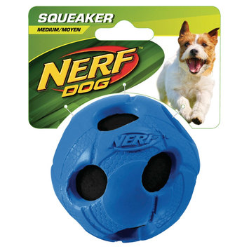 Pet Toy Nerf Tennis Ball Rubber (2 patterns) 2.5