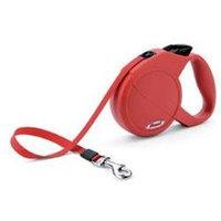 Flexi Durabelt Retractable Dog Leash in Red, Medium