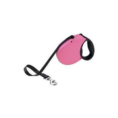Flexi Freedom SoftGrip Retractable Dog Leash in Pink, Medium