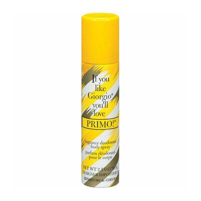 Designer Imposters Designer Imposter Primo! Fragrance Deodorant Body Spray