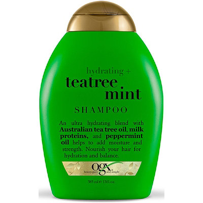 OGX® Teatree Mint Shampoo