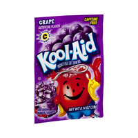 Kool-Aid Grape Flavor Unsweetened Soft Drink Mix