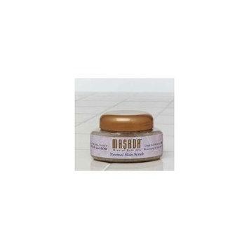 MASADA HEALTH AND BEAUTY Mineral Body Scrub Sensitive Skin 24 OZ
