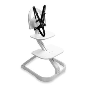 Svan Signet Essential Wooden Youth High Chair - Whitewash