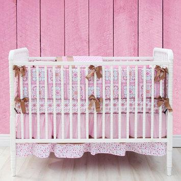 Caden Lane Dylan 3-pc. Crib Set (Pink)