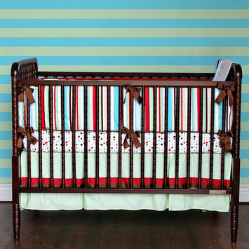 Caden Lane Carey 4 Piece Crib Set