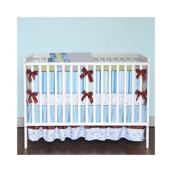 Caden Lane 8JACKBED Classic Jack Crib Bedding Set