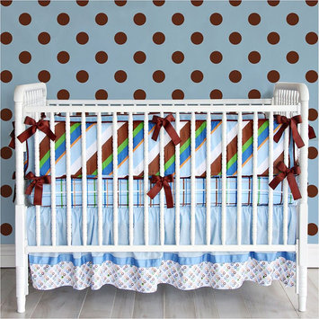 Caden Lane Tanner 3-Piece Crib Beddng Set