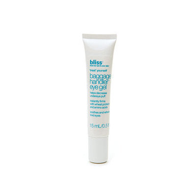 Bliss Baggage Handler Eye Gel, .5 fl oz