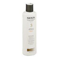 Nioxin Scalp Therapy Conditioner 3 Fine Hair Normal To Thin-Looking Chemically Treated
