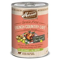 Merrick Can Dog French Country Cafe 13.2 oz