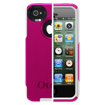 Otterbox Commuter Cell Phone Case for iPhone4/4S - Pink (77-18549P1)