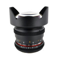 Rokinon ROKINON? 14mm T3.1 Cine Super Wide Angle Lens for Nikon F Mount