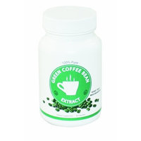 BodySuperior Green Coffee Bean Extract | 500mg, 90 vegetarian capsules | 100% Pure, Premium Unroasted Green Coffee Extract Std. to 50% Chlorogenic Acid