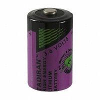 Drive Medical Fingertip Pulse Oximeter 3.6V Lithium Battery, 1 ea