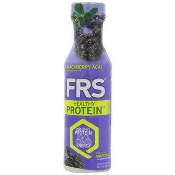 FRS Healthy Protein, Blackberry Acai, 12-Fluid Ounce (Pack of 12)