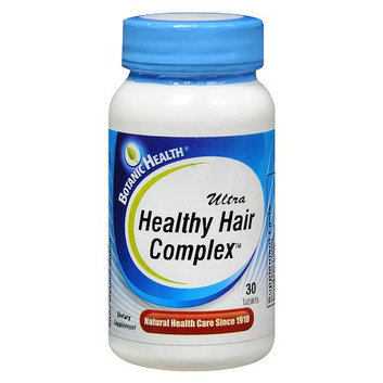Botanic Health Ultra Healthy Hair Complex Dietary Supplement Tablets