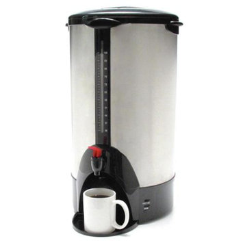 CoffeePro Coffeepro Urn/Coffeemaker,100 Cup,13-1/2