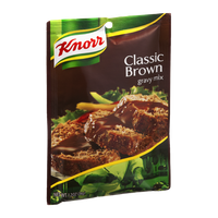 Knorr Classic Brown Gravy Mix