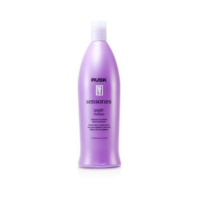 RUSK Sensories Bright Chamomile and Lavender Brightening Shampoo