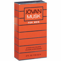 Jovan Musk For Men Aftershave/Cologne